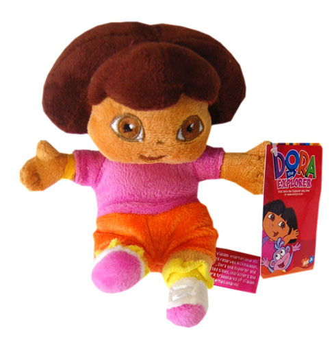 All Dora Toys : Dora the explorer plush toys we are number one